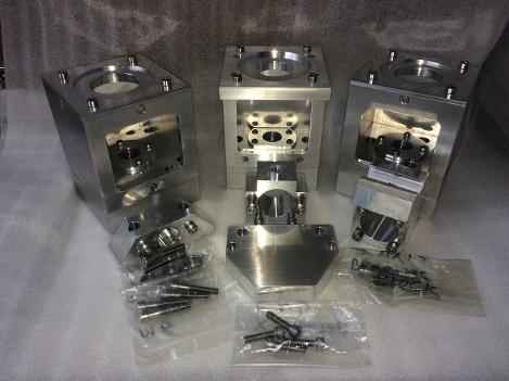 PM727M CNC Mounts.